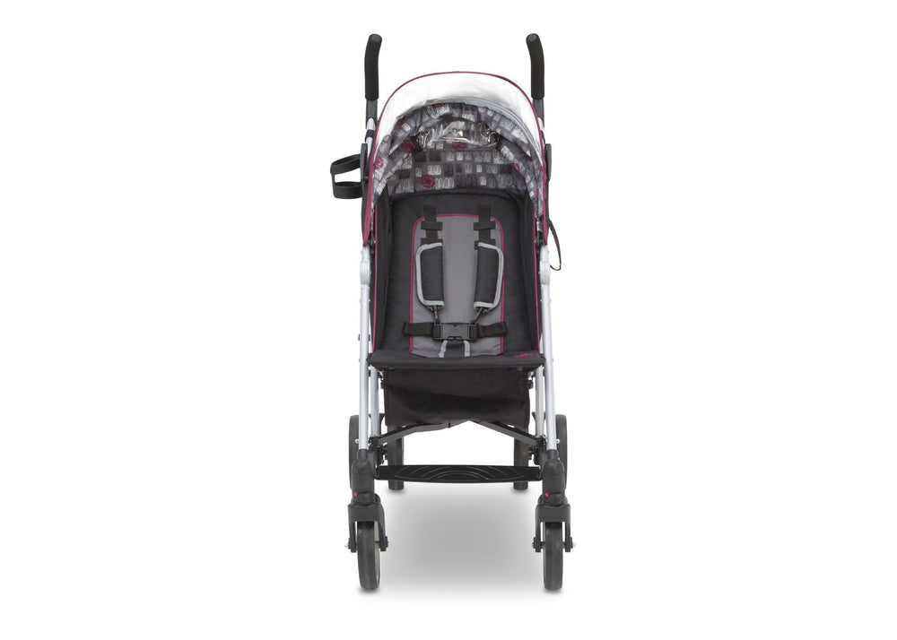 Delta Children J is for Jeep® Brand Atlas Stroller Star Tracks (077) Front View a3a