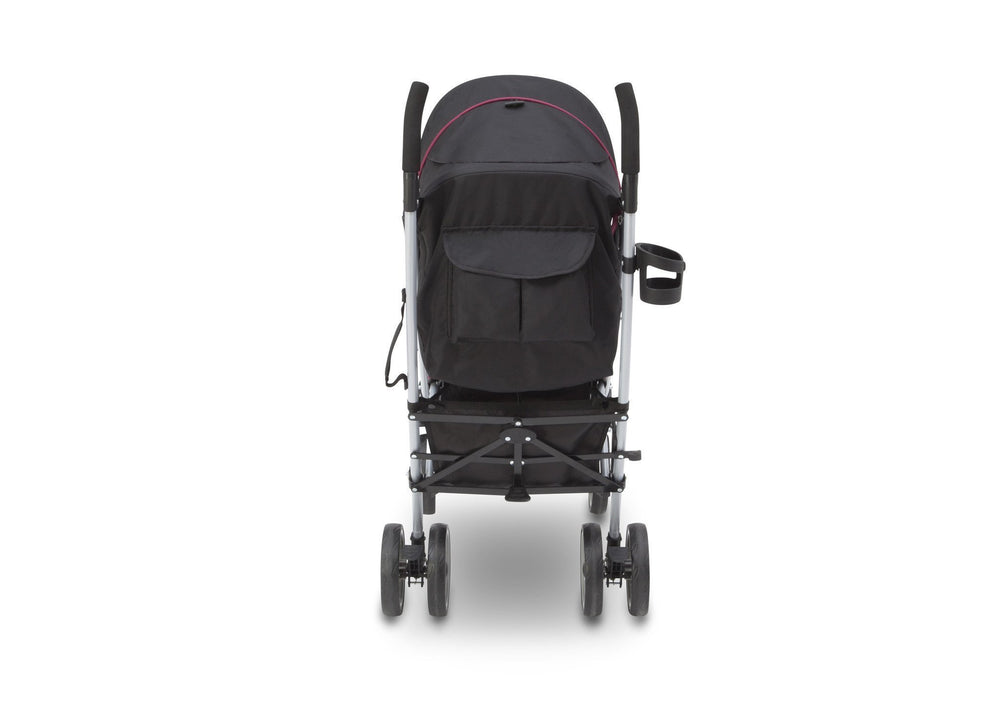 Delta Children J is for Jeep® Brand Atlas Stroller Star Tracks (077) Back View a4a