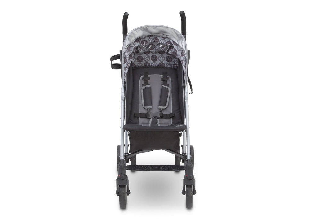 Delta Children Medallion (098) J is for Jeep® Brand Atlas Stroller Front View b3b