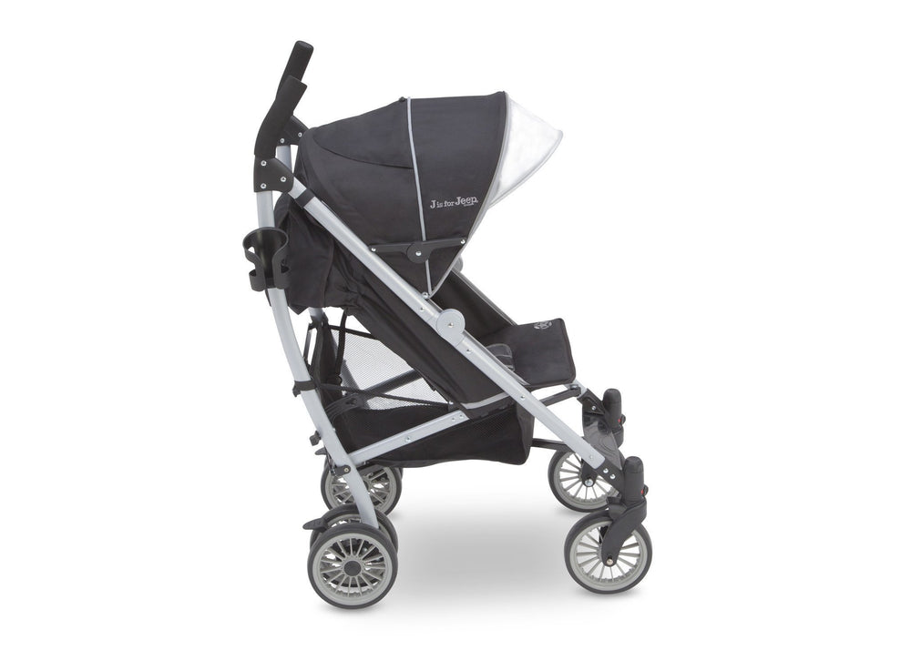 Delta Children Medallion (098) J is for Jeep® Brand Atlas Stroller Full Right View b2b