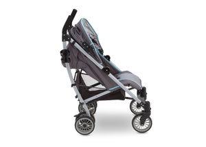 Delta Children Star Light (095) J is for Jeep Brand Atlas AL Sport Stroller Full Left Side View a2a