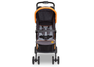 Delta Children Lunar (093) J is for Jeep Brand Metro Stroller Front View a3a
