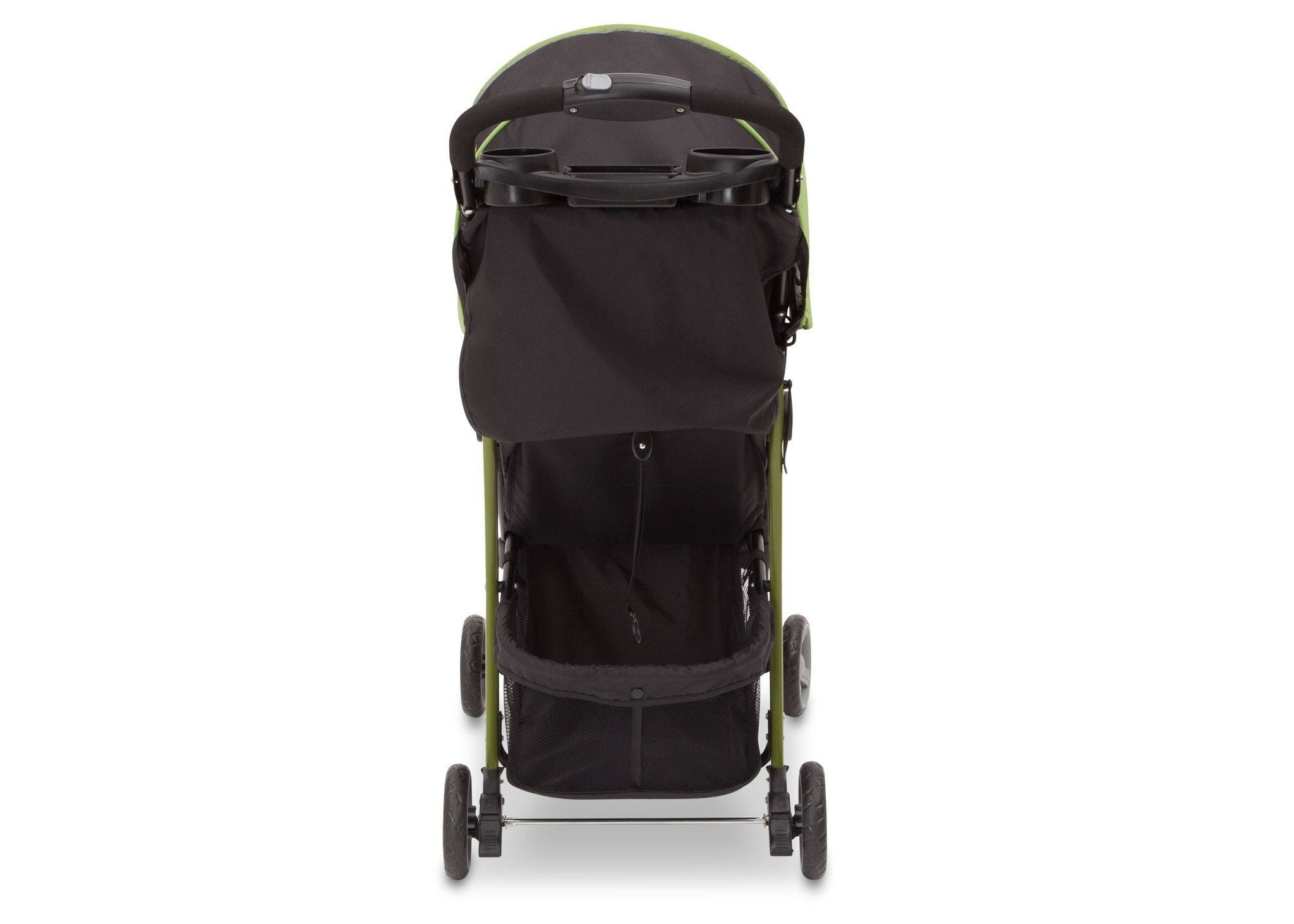 Children Trekking (344) J is for Jeep Brand Metro Stroller Back View c4c