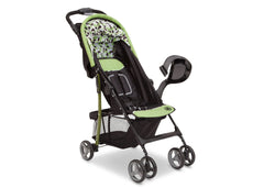 Delta Children Trekking (344) J is for Jeep Brand Metro Stroller Right Side View c2c