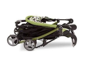 Delta Children Trekking (344) J is for Jeep Brand Metro Stroller, Folded c5c