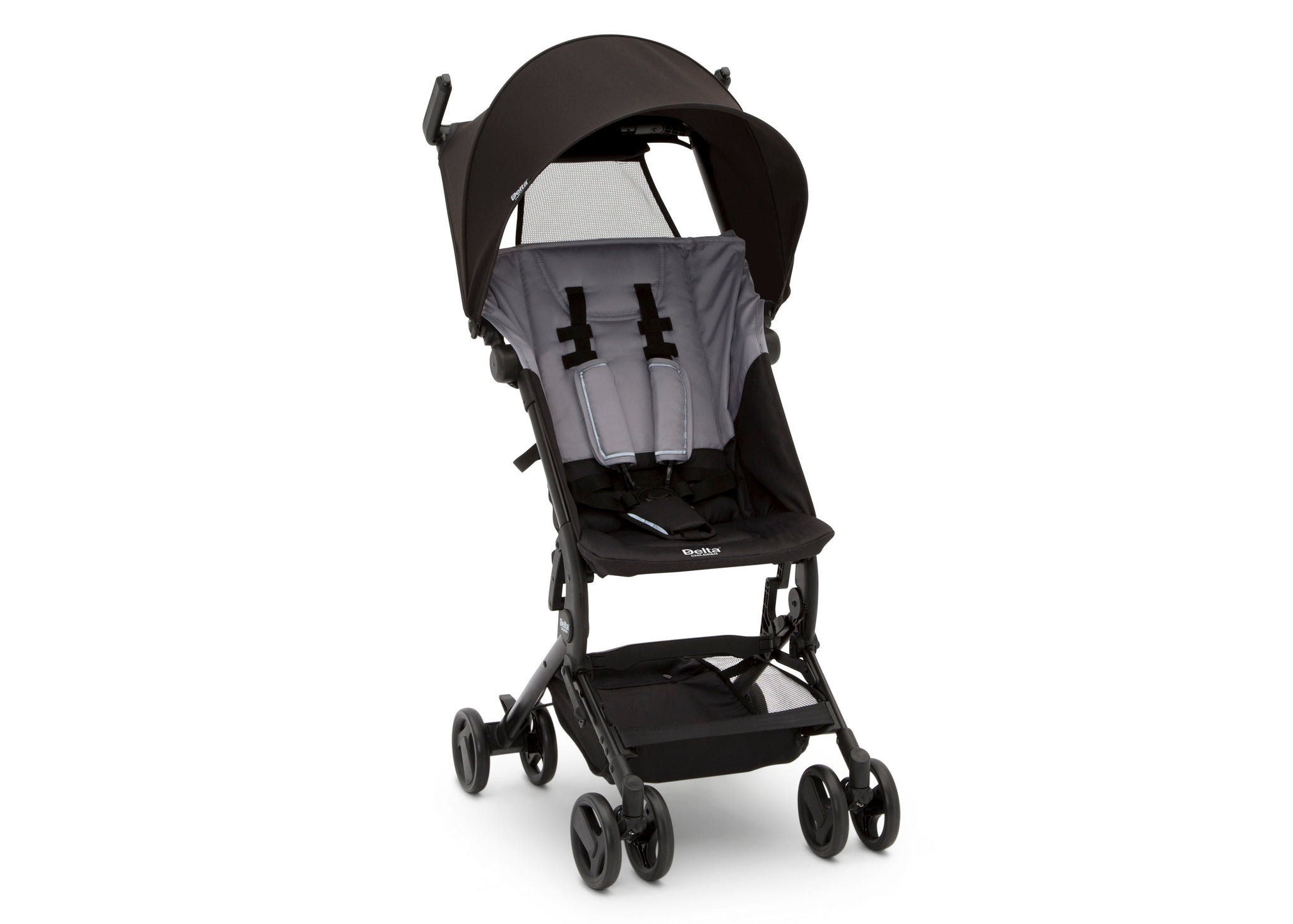 Clutch Plus Travel Stroller with Recline