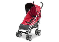 Delta Children Urban Street Red (609) LX Stroller Side Left Side View d2d