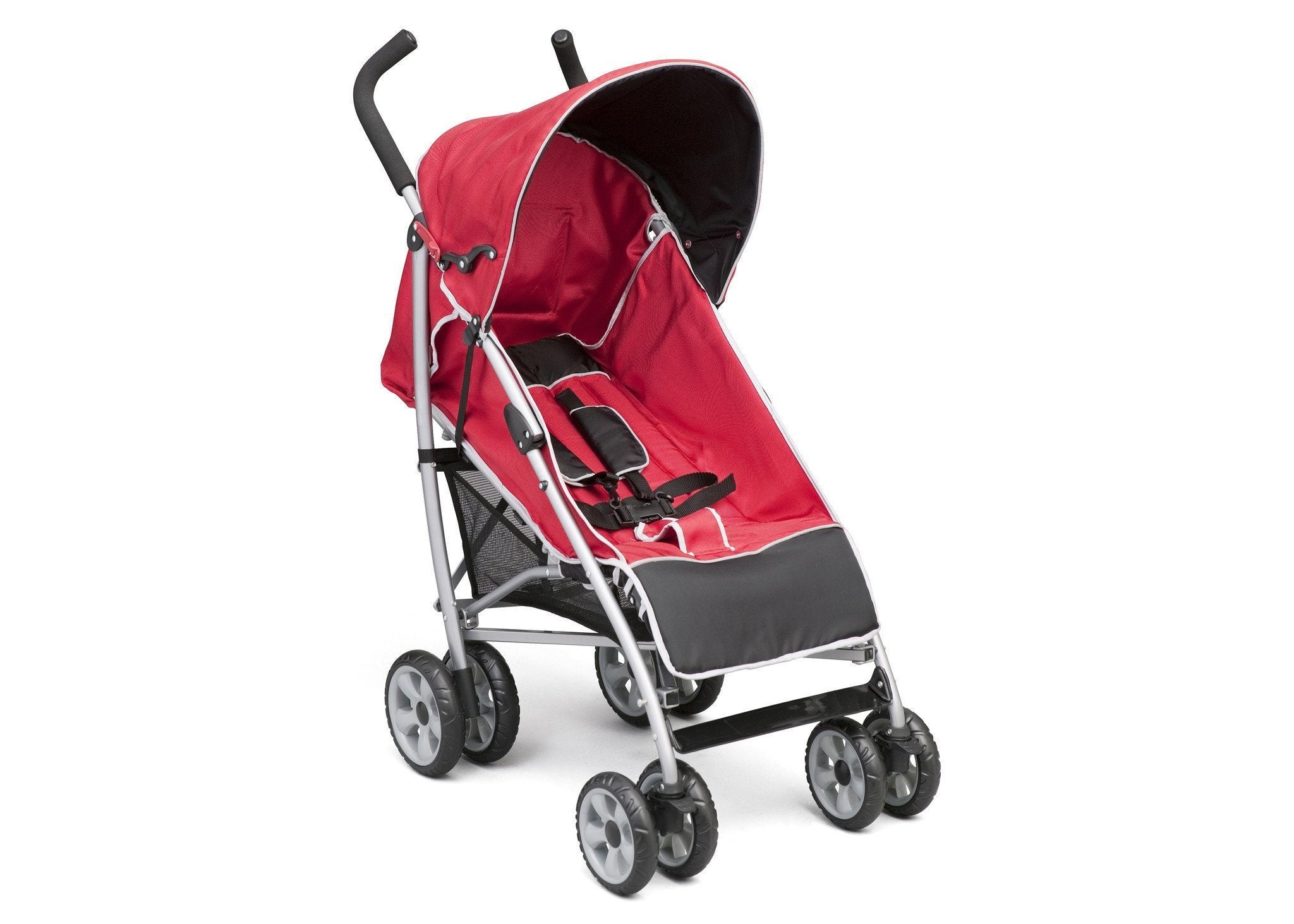 Delta Children Urban Street Red (609) LX Stroller Side Right Side View d1d
