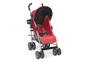 Delta Children Red (629) LX Stroller Side Right Side View f1f