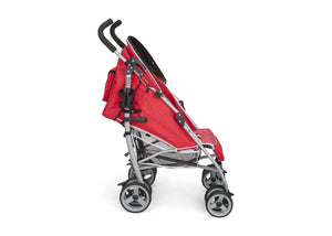 Delta Children Red (629) LX Stroller Full Right Side View 2