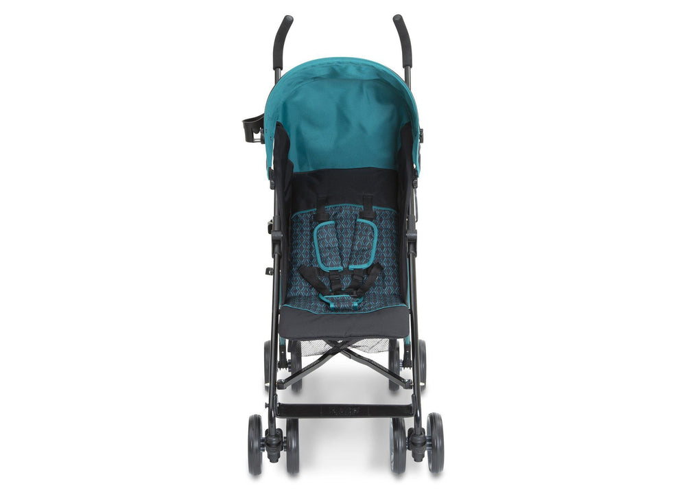 Delta Children Waterfall (468) Max Stroller Front View a3a