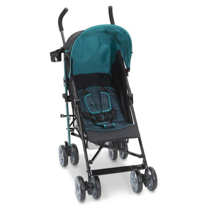 Delta Children Waterfall (468) Max Stroller Right Side View a1a