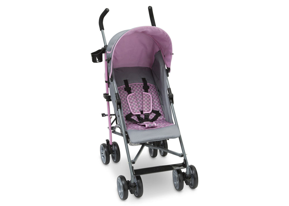 Delta Children Lilly (698) Max Stroller Right Side View b1b