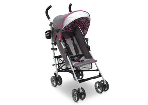 J is for Jeep Brand Trekking Berry (957) Scout AL Sport Stroller, Right View, c1c
