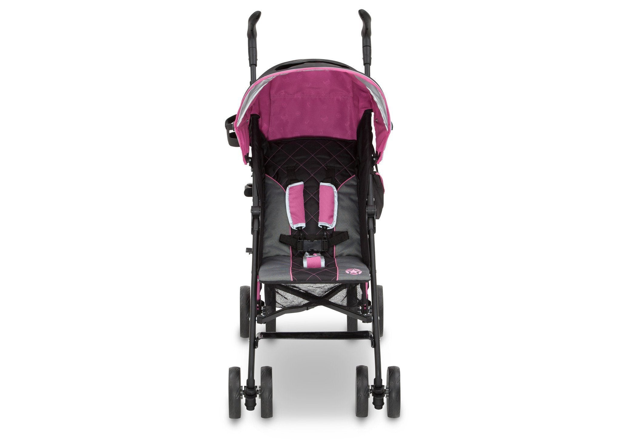 Jeep® Scout Stroller Sag Berry Patch (659), Front View