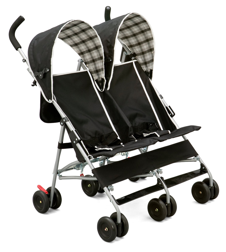 Delta Children DX Side x Side Stroller Right Side View a1a