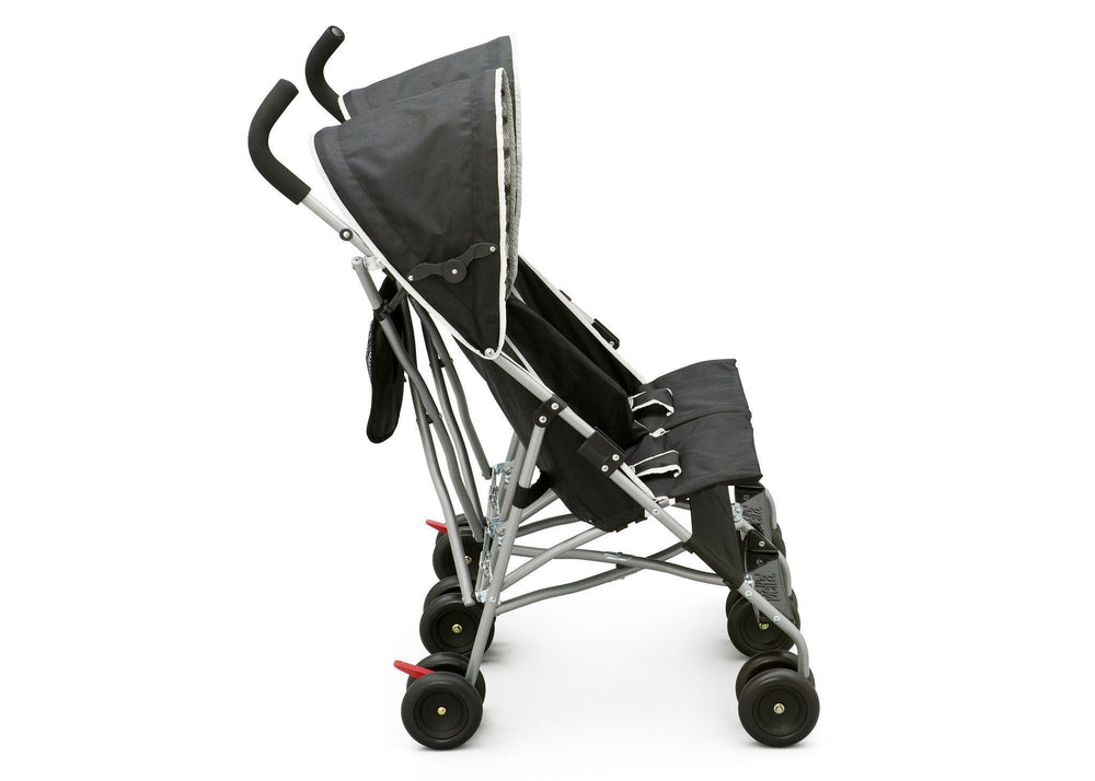 Delta Children DX Side x Side Stroller Full Right Side View a4a