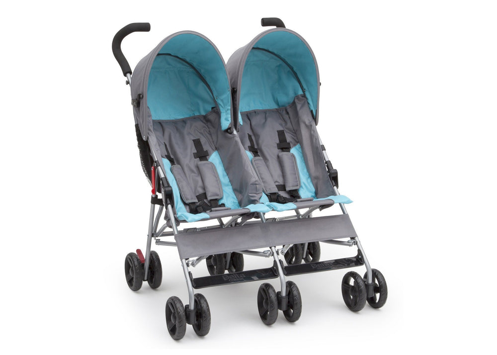 Delta Children Aruba (489) LX Side by Side Stroller e1e