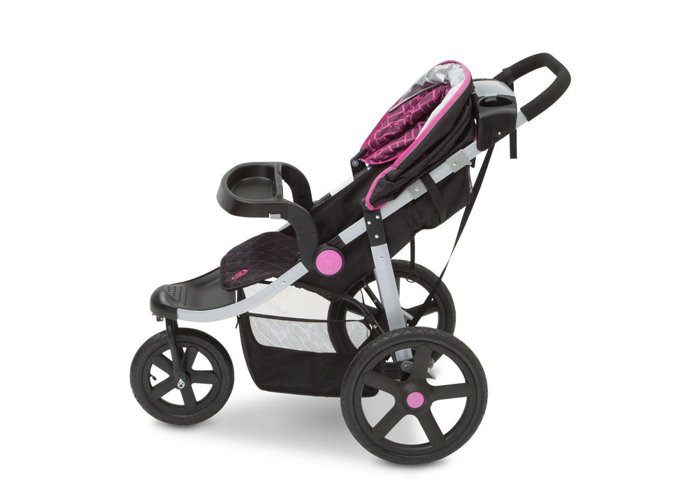 Jeep® Adventure All-Terrain Jogger Stroller