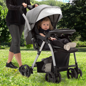 Pearl II Reversible Handle Stroller