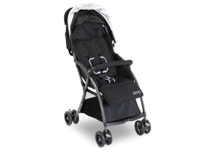 Jeep Ultralight Adventure Stroller by Delta Children, Dusk (2010), with spacious undercarriage storage bin