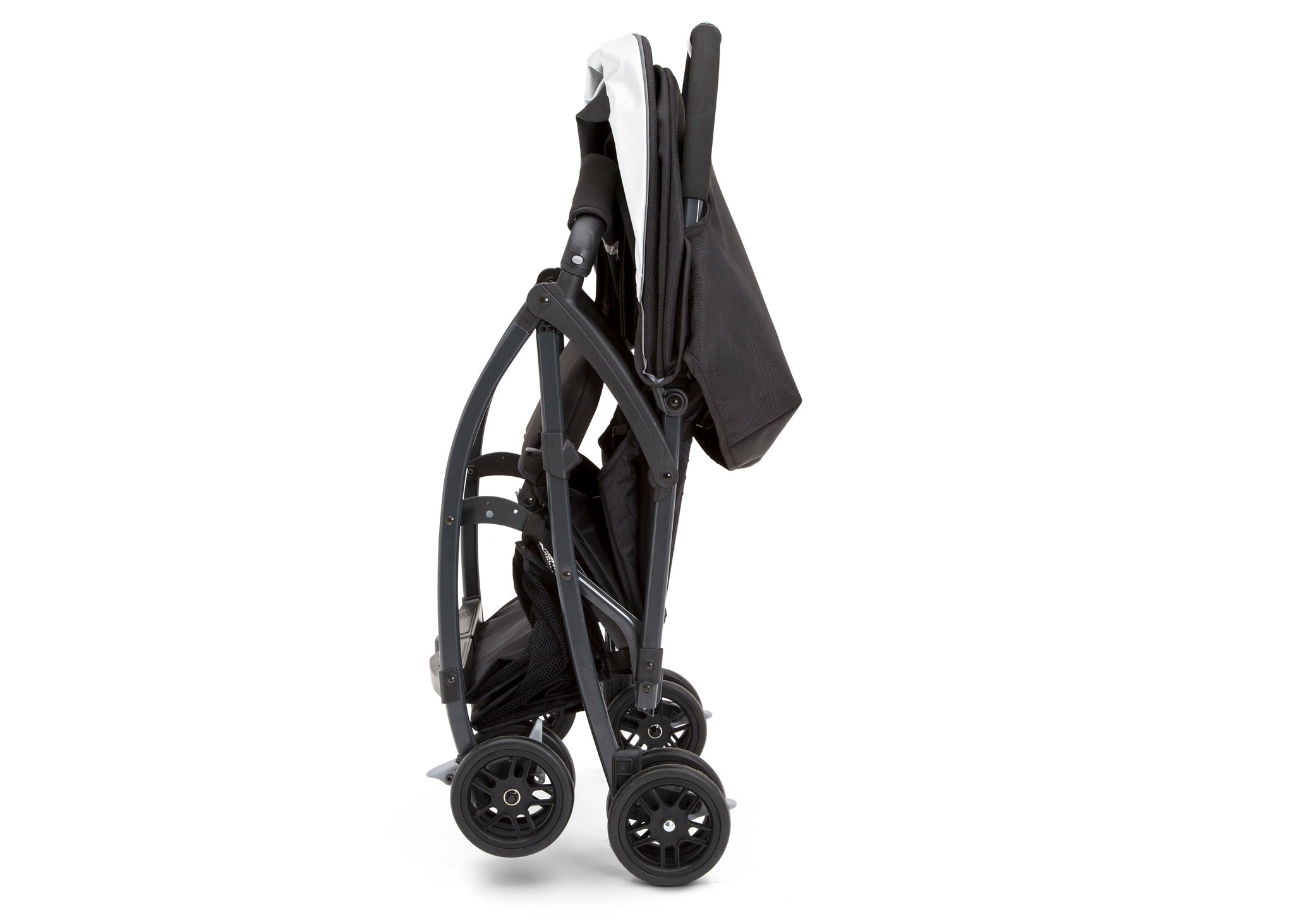 Jeep Ultralight Adventure Stroller by Delta Children, Dusk (2010), can be folded quickly and easily
