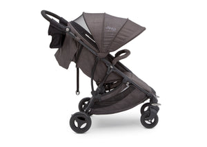 Jeep Gemini Stroller Boeing (2079), Full Right Side with Canopy