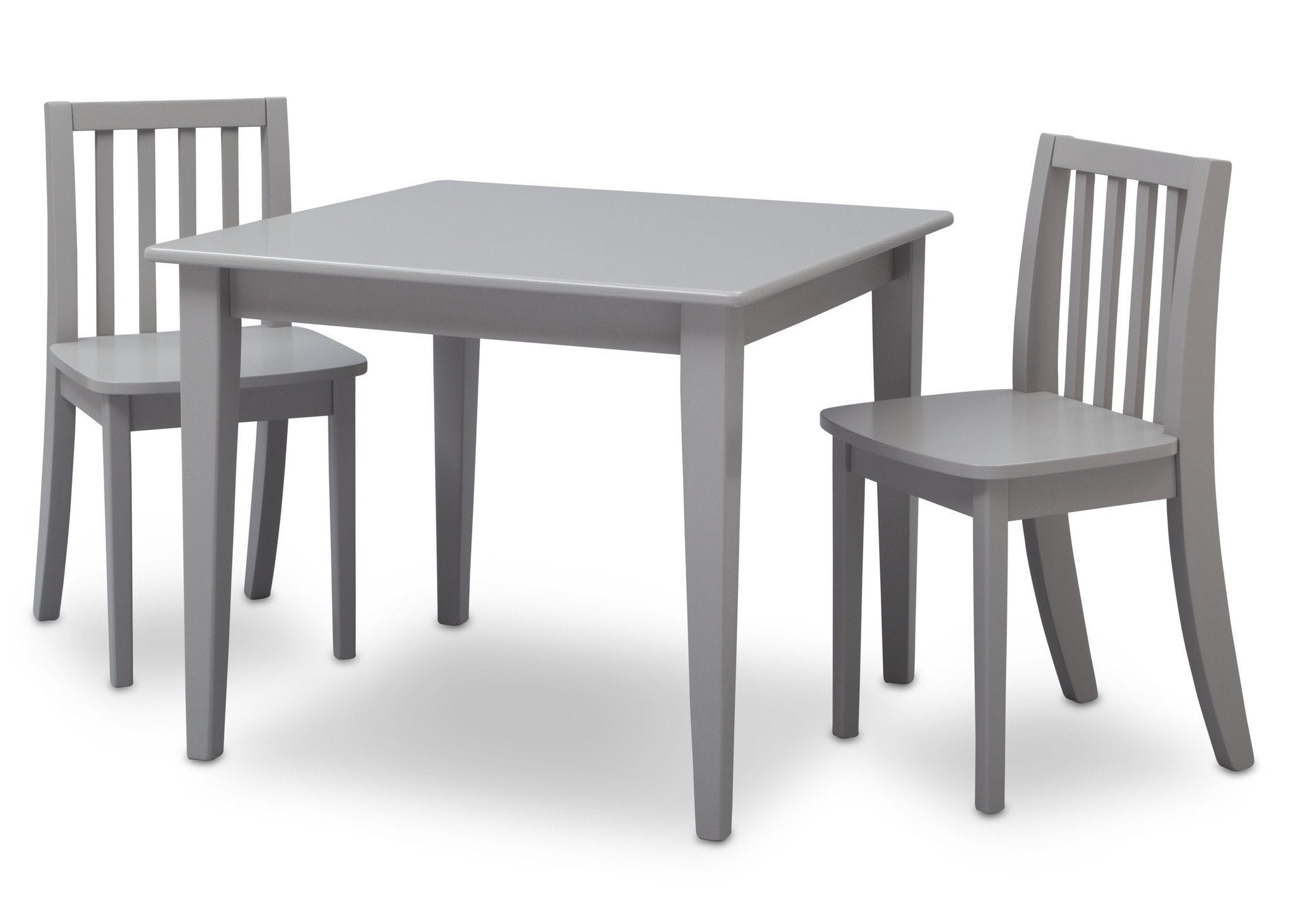 Delta Children Grey (026) Next Steps Table and Chairs a2a
