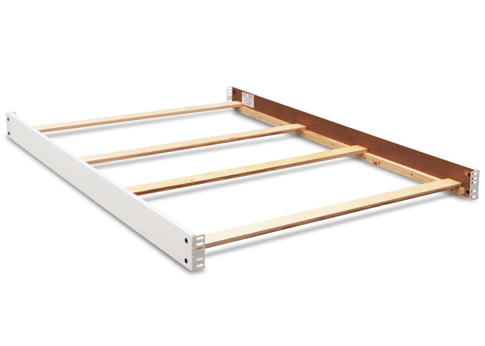 Simmons Kids Bianca (130) Full Size Wood Bed Rails (180050) h1h