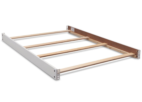 Full Size Wood Bed Rails 180050 Delta Children