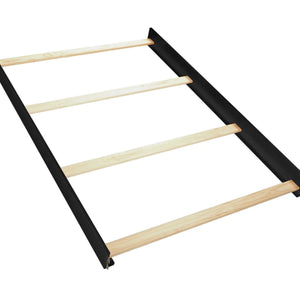 Simmons Kids Black (001) Wood Bed Rails (180080) a1a