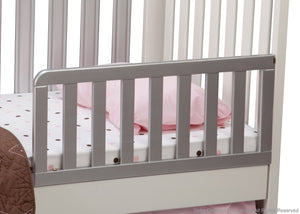 Simmons Kids Nickel (047) Toddler Guardrail (180115) in Setting a1a