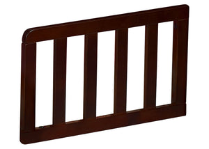 Simmons Kids Midnight Cherry (613) Toddler Guardrail Side View c1c