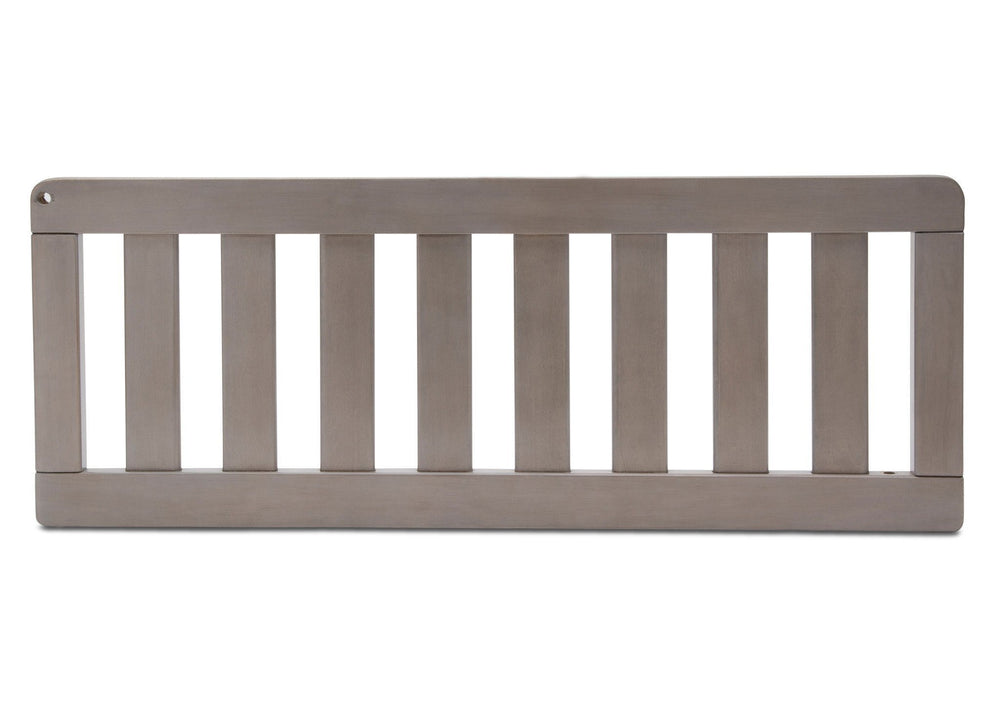 Simmons Kids Stained Grey (054) Toddler Guardrail (180125) b1b