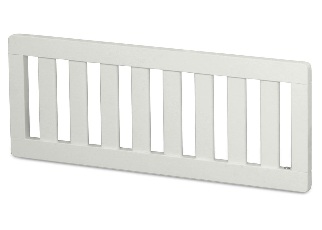 Simmons Kids White Ambiance (108) Toddler Guardrail (180125) c1c
