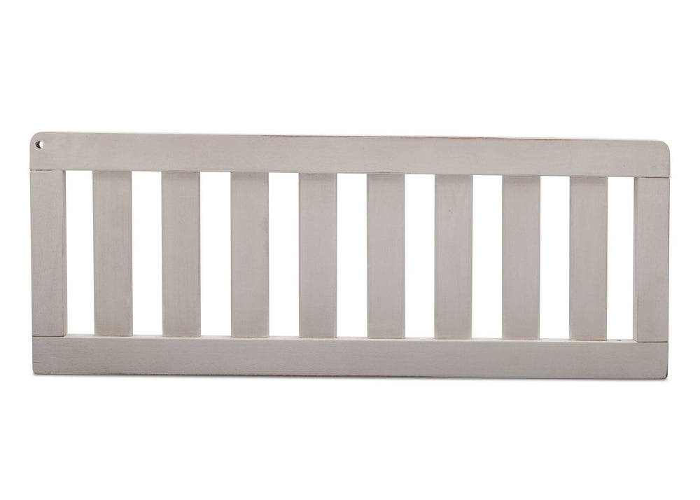 Simmons Kids Antique White (122) Toddler Guardrail (180125) front view d1d
