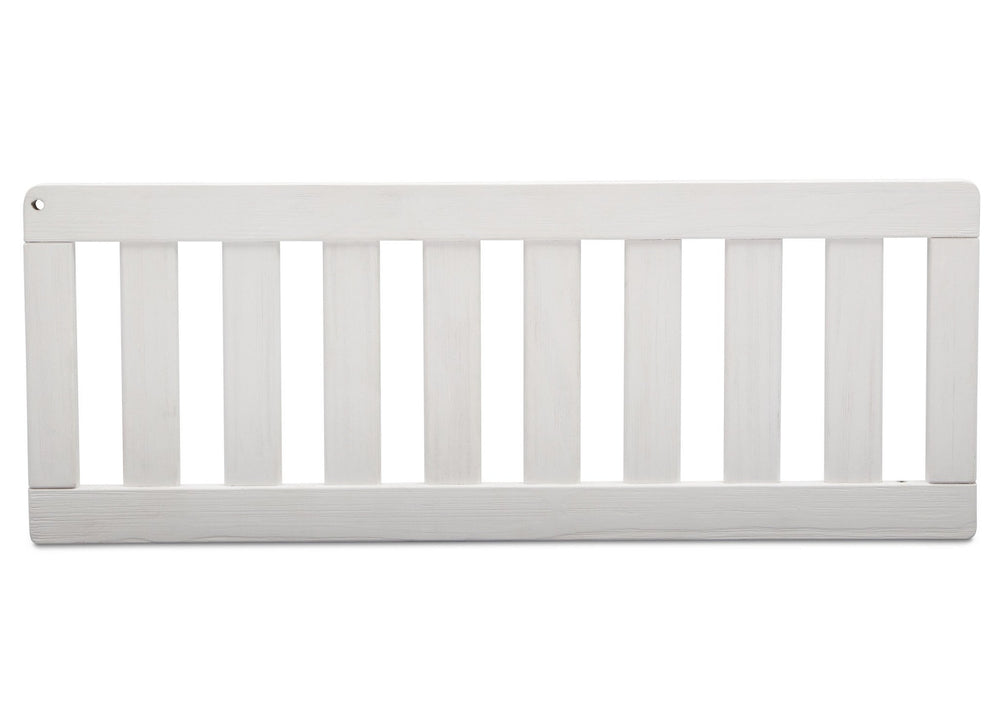 Simmons Kids Rustic Bianca (170) Toddler Guardrail (180125) front view f1f