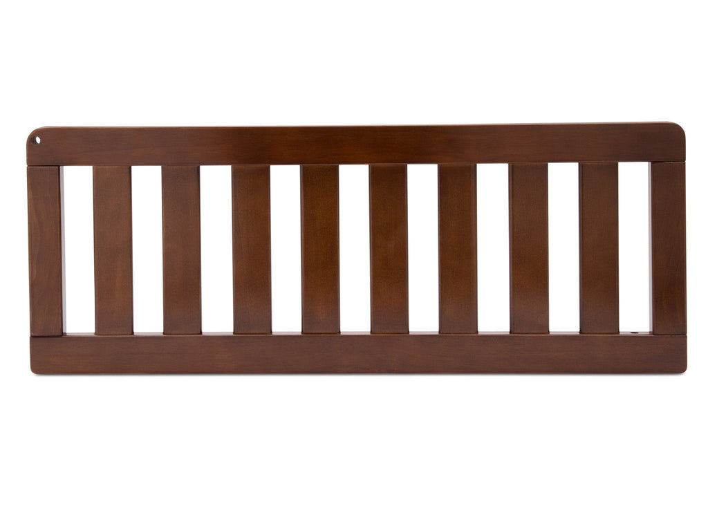 Simmons Kids Espresso Truffle (208) Toddler Guardrail (180125) g1g Bellante 4-in-1 Convertible Crib