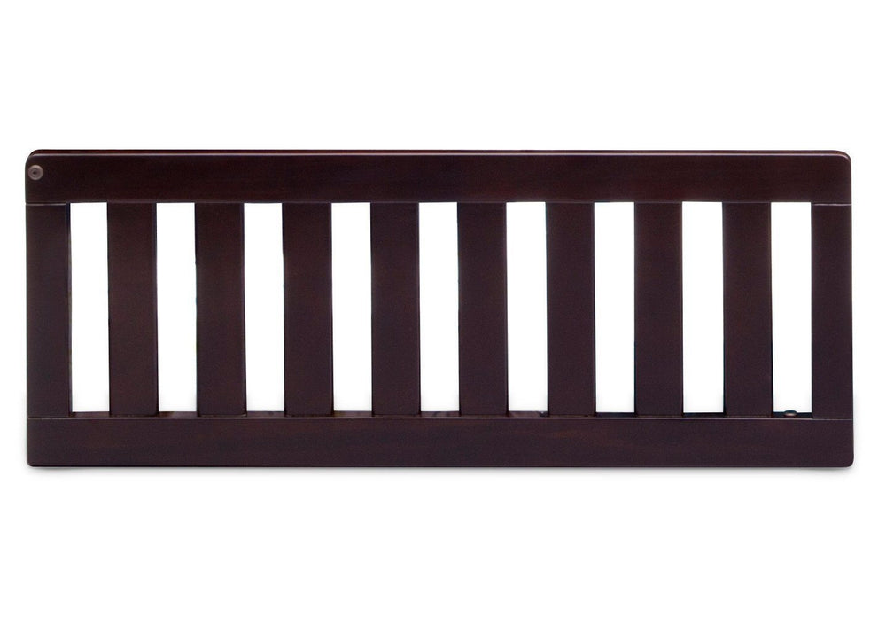Simmons Kids Black Espresso (907) Toddler Guardrail (180125) h1h