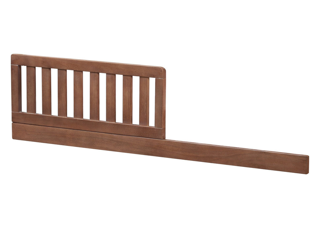 Simmons Kids Antique Walnut (267) Daybed Rail and Toddler Guardrail Kit b1b