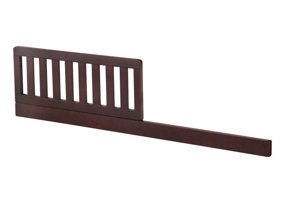 Delta Children Molasses (226) Daybed Rail & Toddler Guardrail Kit a1a