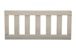 Delta Children Antique White (122) Toddler Guardrail (180130) Front Silo, a1a
