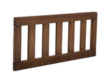Delta Children Antique Chestnut (2100) Toddler Guardrail (180130) Right Silo, c2c