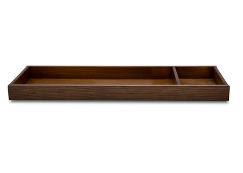 Deluxe Changing Tray (Antique Chestnut) - bundle