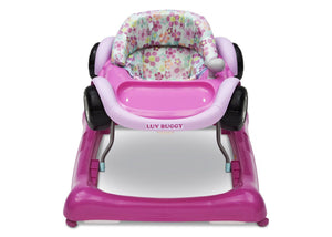 Delta Children Luv Buggy (696) Lil Drive Walker, Front View c2c