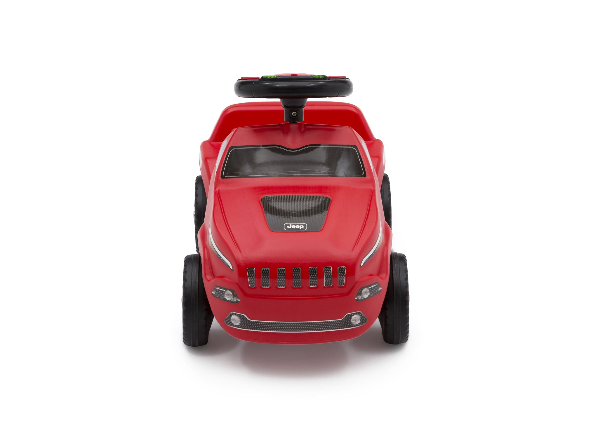 Jeep® Cherokee Ride-On Push Car Red (2312), Front View