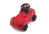 Delta Children Red (2312) Cherokee Ride-on Push Car (22308), Top Back View b7b