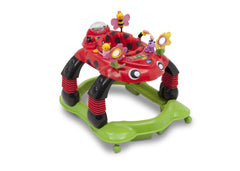 Delta Children Sadie the Ladybug (559) Lil Play Station II 3-in-1 Activity Center, Right View e1e