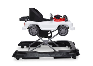 Jeep® Classic Wrangler 3-in-1 Grow With Me Walker,White (100), Side View
