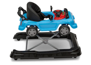 Jeep® Classic Wrangler 3-in-1 Grow With Me Walker, Anniversary Blue (2315), Side View